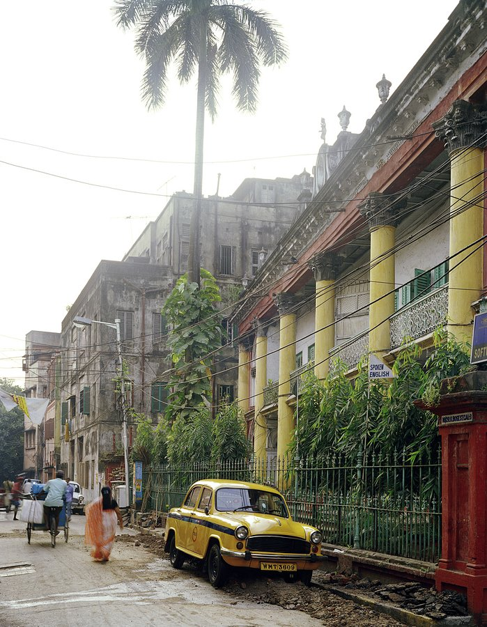 03 Calcutta Architektur